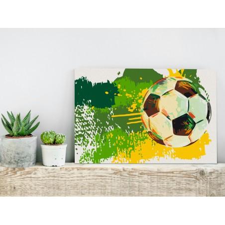 Quadro fai da te - Football Emotions - Quadri e decorazioni