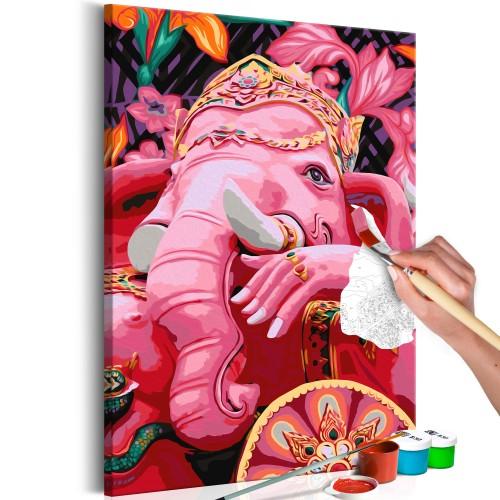 Quadro fai da te - Ganesha - Quadri e decorazioni