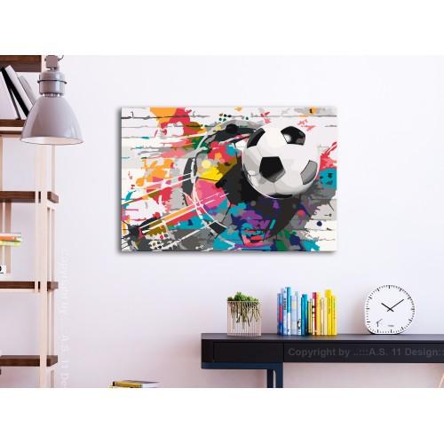 Quadro fai da te - Colourful Ball - Quadri e decorazioni