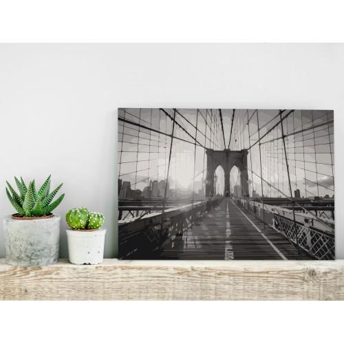 Quadro fai da te - New York Bridge - Quadri e decorazioni