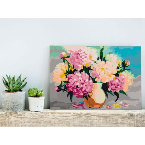Quadro fai da te - Flowers in Vase - Quadri e decorazioni