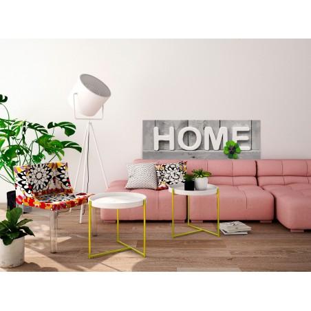 Quadro fai da te - Home and Butterfly - Quadri e decorazioni