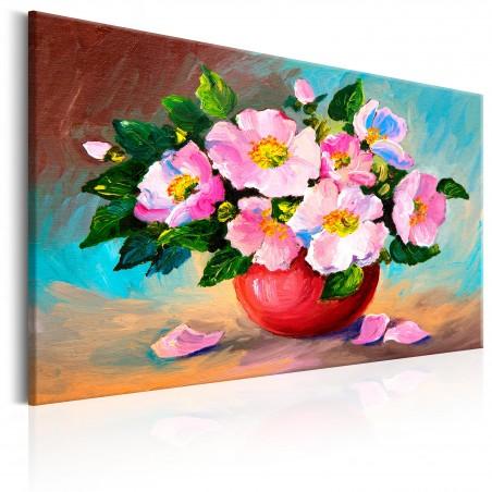Quadro dipinto - Spring Bunch - Quadri e decorazioni