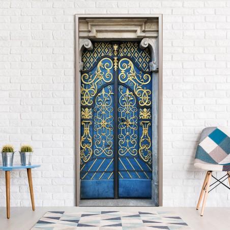 Fotomurale per porta - Royal Gate - Quadri e decorazioni