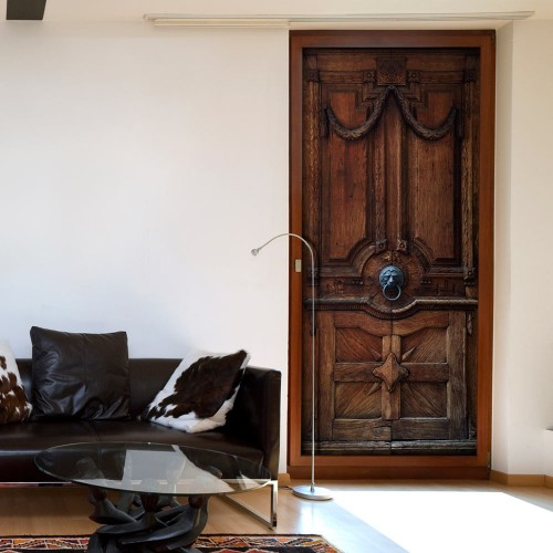 Fotomurale per porta - Luxury Door - Quadri e decorazioni