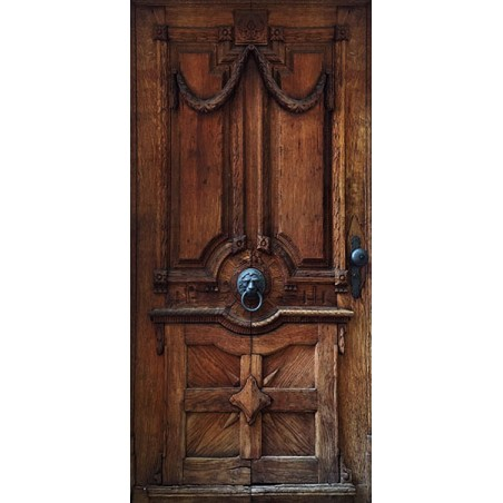 Fotomurale per porta - Luxury Door - Quadri e decorazioni