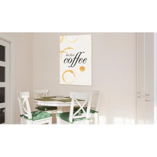 Quadro - La mia casa: Caffé - Quadri e decorazioni