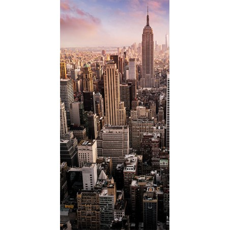 Fotomurale per porta - Photo wallpaper – New York I - Quadri e decorazioni