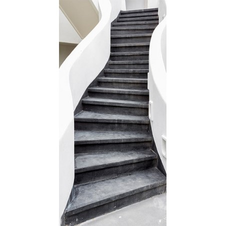 Fotomurale per porta - Photo wallpaper – Stairs I - Quadri e decorazioni