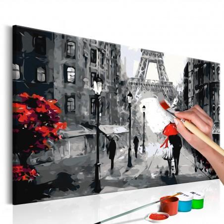 Quadro fai da te - Da Parigi con amore - Quadri e decorazioni