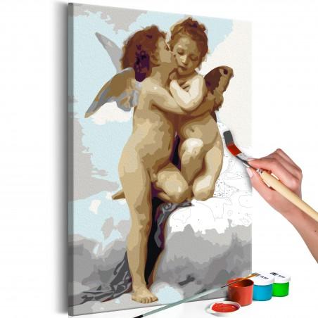 Quadro fai da te - Angioletti (Amore) - Quadri e decorazioni