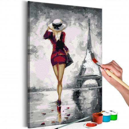 Quadro fai da te - Parigina - Quadri e decorazioni