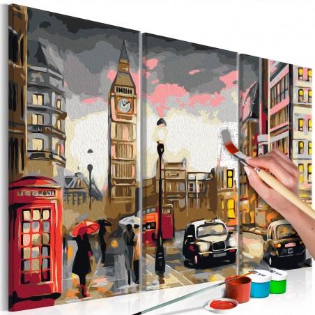 Quadro fai da te - Rue londonienne - Quadri e decorazioni