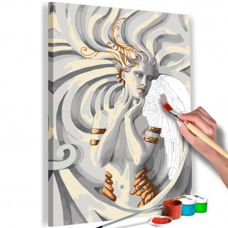 Quadro fai da te - Medusa - Quadri e decorazioni