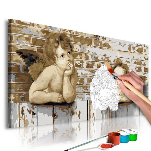 Quadro fai da te - Angeli di Raffaello - Quadri e decorazioni