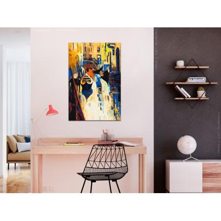 Quadro fai da te - Venezia (gondole) - Quadri e decorazioni