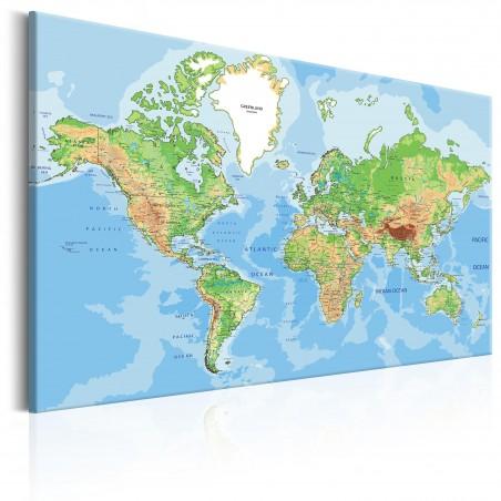 Quadro - Explore the World! - Quadri e decorazioni