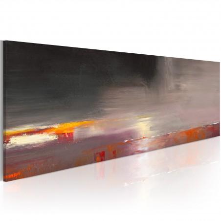 Quadro dipinto - Mare nella nebbia - Quadri e decorazioni