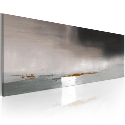 Quadro dipinto - Grigiore significativo - Quadri e decorazioni