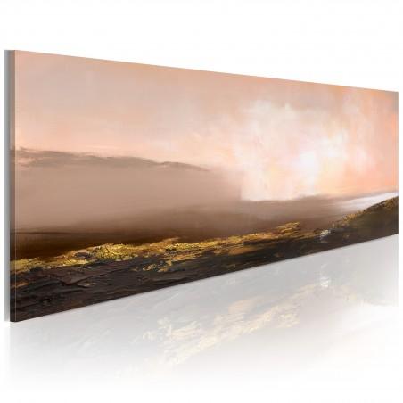 Quadro dipinto - Mattinata al mare - Quadri e decorazioni