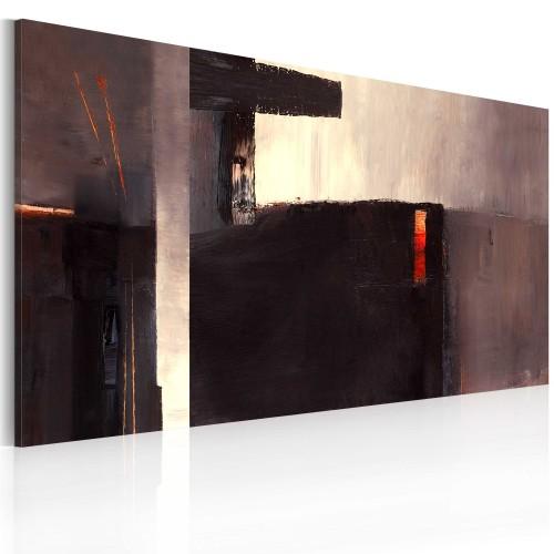 Quadro dipinto - Sottopassaggio - Quadri e decorazioni