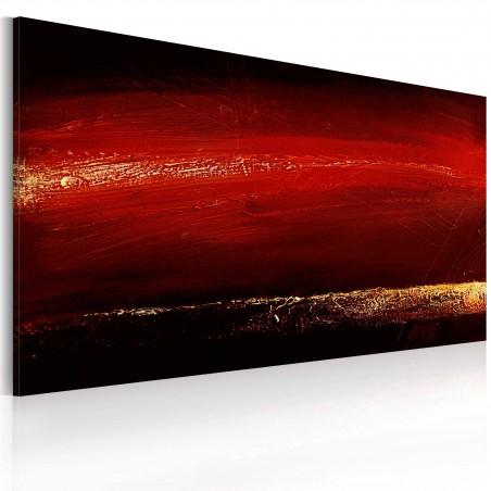 Quadro dipinto - Rossetto rosso - Quadri e decorazioni