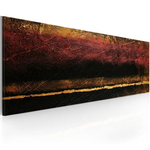 Quadro dipinto - Fine del mondo - Quadri e decorazioni