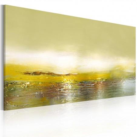 Quadro dipinto - L'onda che sta arrivando - Quadri e decorazioni