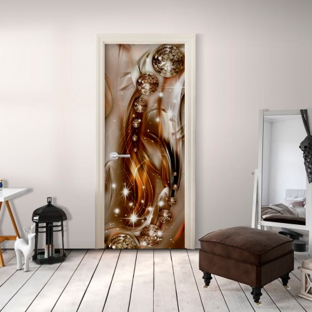 Fotomurale per porta - Photo wallpaper – Abstraction I - Quadri e decorazioni