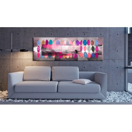 Quadro dipinto - Tavolozza di colori - Quadri e decorazioni