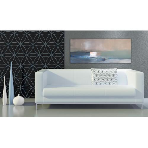 Quadro dipinto - La prima ondata - Quadri e decorazioni