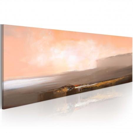 Quadro dipinto - Contrasto di colore - Quadri e decorazioni