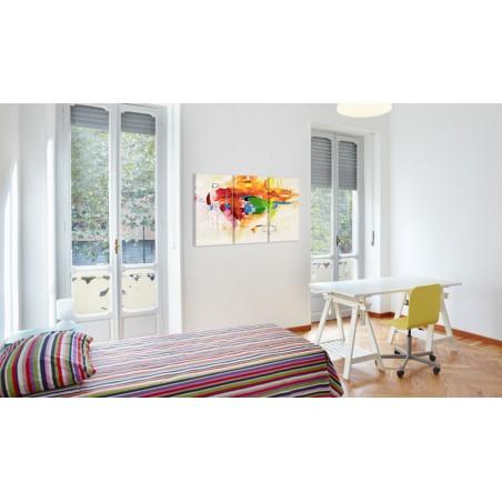 Quadro dipinto - Pappagallo - Quadri e decorazioni