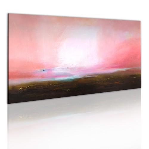 Quadro dipinto - Orizzonte lontano - Quadri e decorazioni
