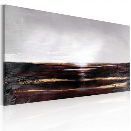 Quadro dipinto - Oceano nero - Quadri e decorazioni