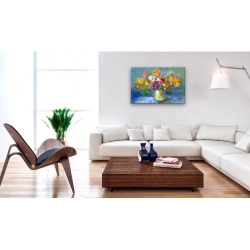 Quadro dipinto - Autumn Bouquet - Quadri e decorazioni