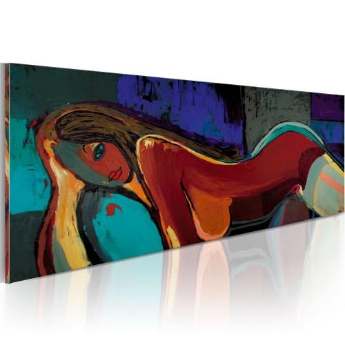 Quadro dipinto - Sonnellino pomeridiano - Quadri e decorazioni