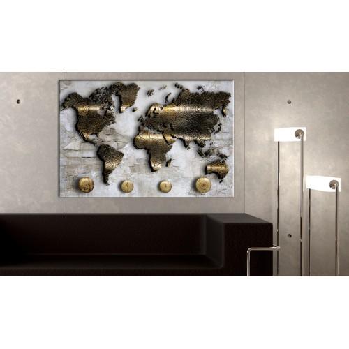 Quadro - Golden Journey - Quadri e decorazioni