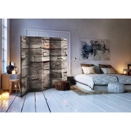 Paravento - Wall of Silence II [Room Dividers] - Quadri e decorazioni