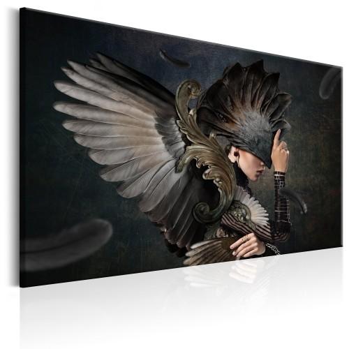 Quadro - Warrior Of Darkness - Quadri e decorazioni