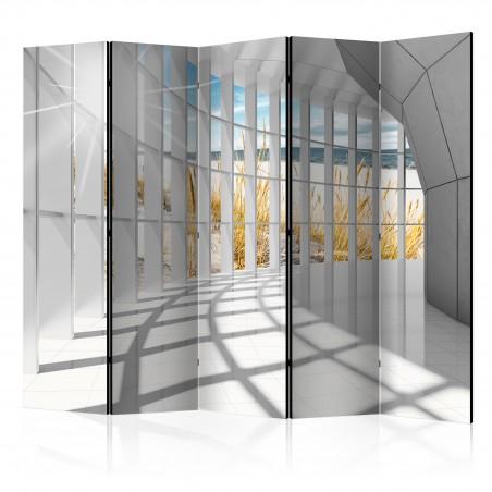 Paravento - Seaside Bastion II [Room Dividers] - Quadri e decorazioni