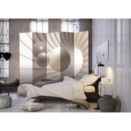 Paravento - Balls in the Tunnel II [Room Dividers] - Quadri e decorazioni