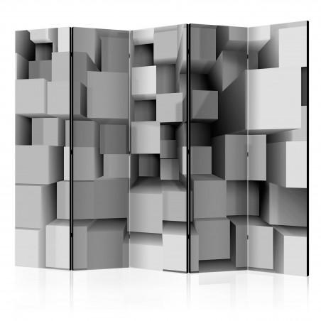 Paravento - Geometric Puzzle II [Room Dividers] - Quadri e decorazioni