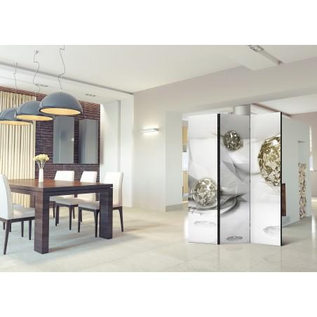 Paravento - Abstract Diamonds [Room Dividers] - Quadri e decorazioni