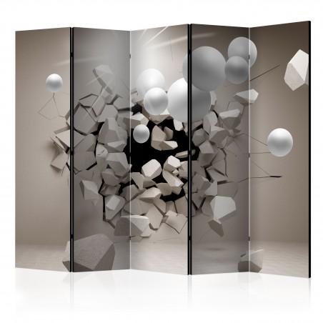 Paravento - Release Me! II [Room Dividers] - Quadri e decorazioni