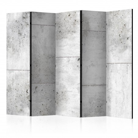 Paravento - Concretum murum II [Room Dividers] - Quadri e decorazioni
