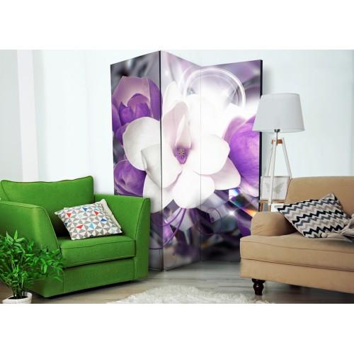 Paravento - Purple Empress [Room Dividers] - Quadri e decorazioni