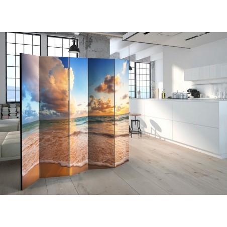 Paravento - Morning by the Sea II [Room Dividers] - Quadri e decorazioni
