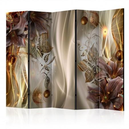 Paravento - Amber Land II [Room Dividers] - Quadri e decorazioni