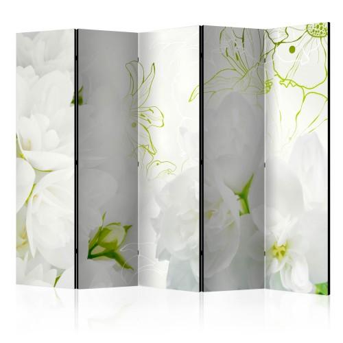 Paravento - Jasmine II [Room Dividers] - Quadri e decorazioni